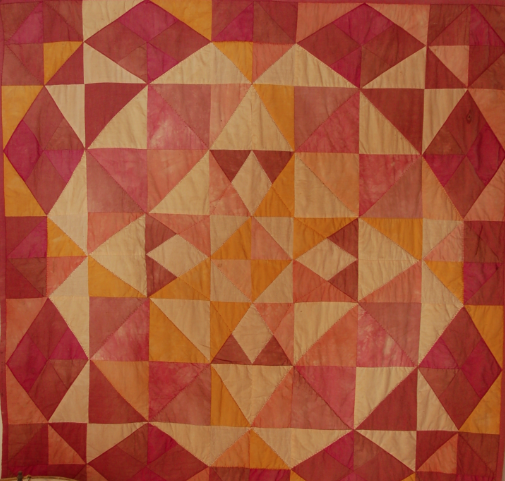 """Indian Summer,"" a quilt by Sally Eklund"