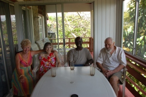 Ann, Sally, Paul, and Karl in 2013