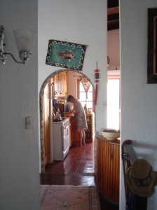 in the kitchen in 2006