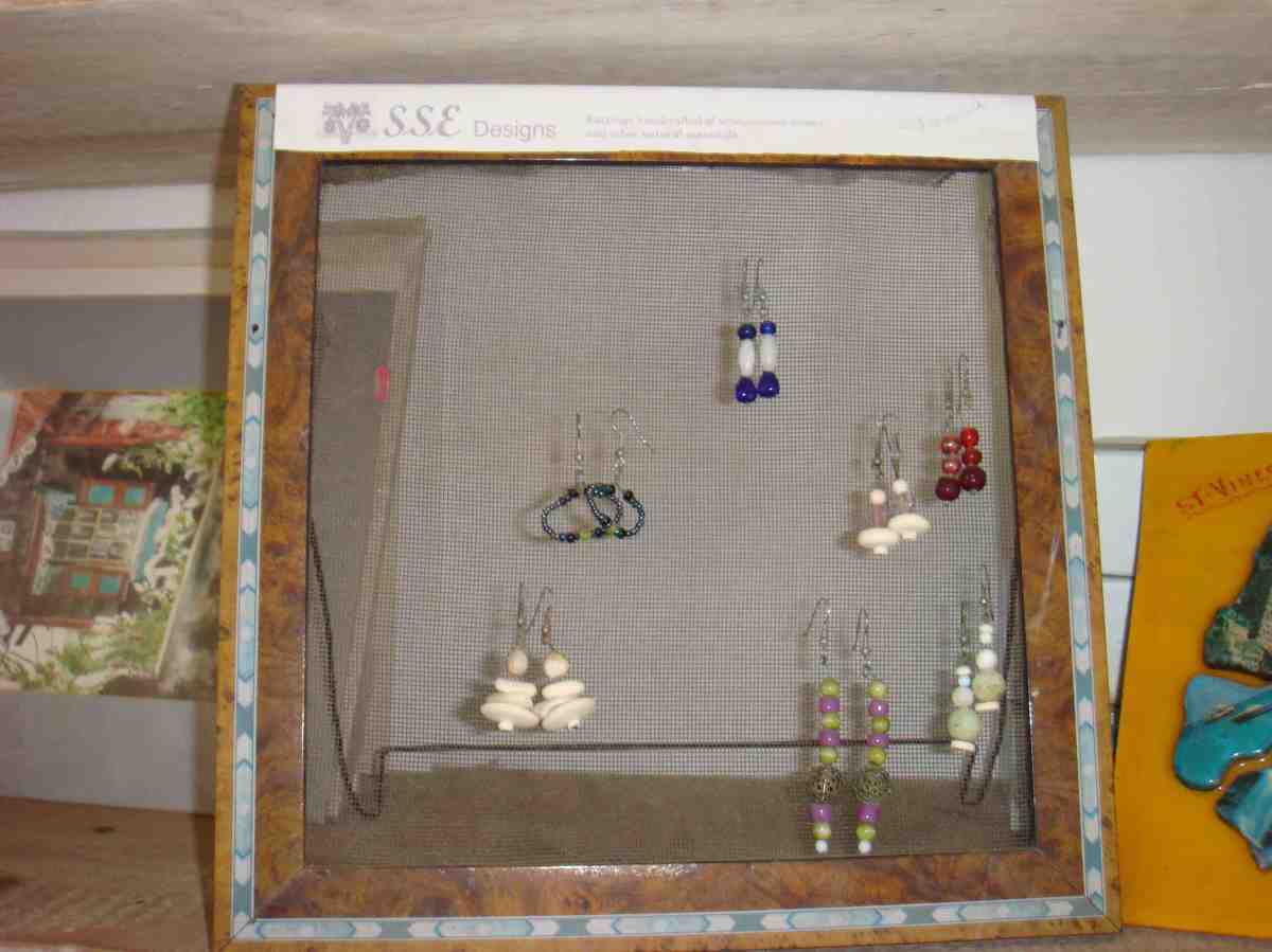jewelry Sally sold in Caribbean gift shop