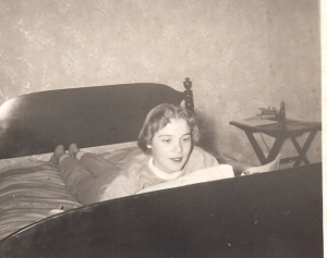 Sally in 1953