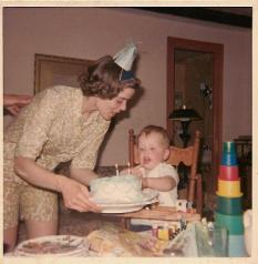 with first child in 1966