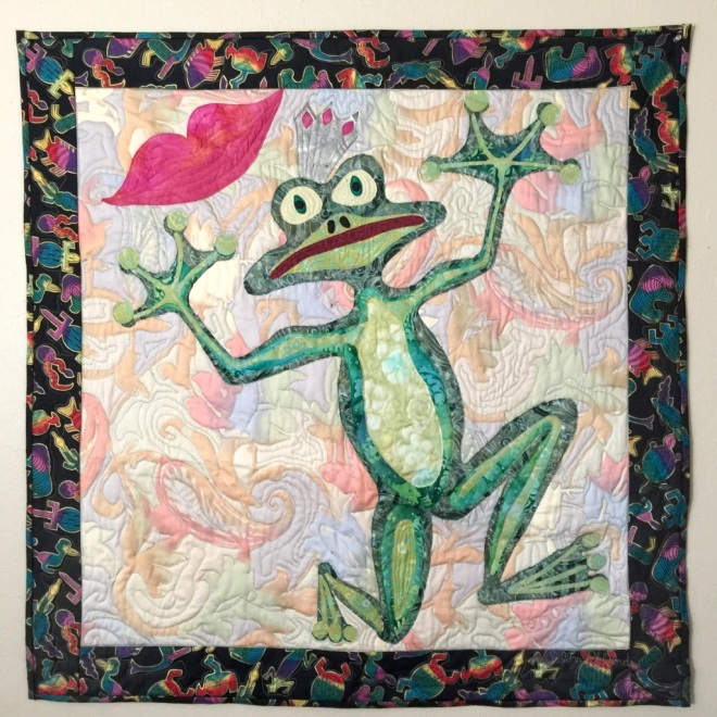 006 Frog king