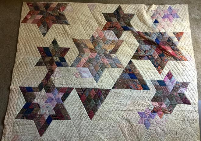 025 Stars and pyramids