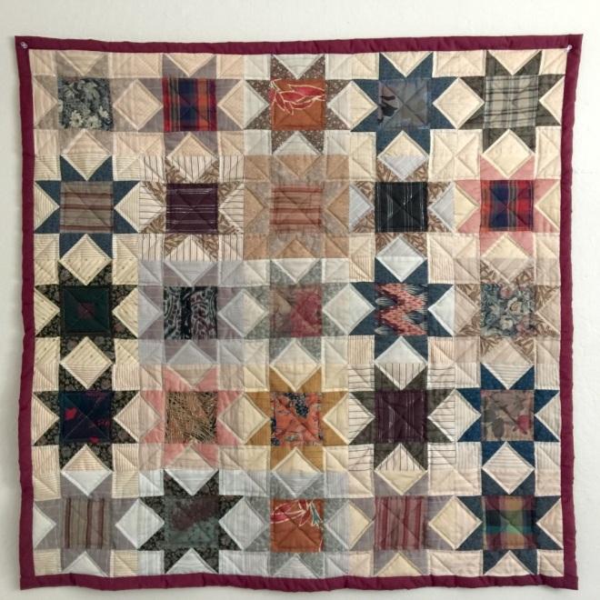 049 5x5 geometric stars
